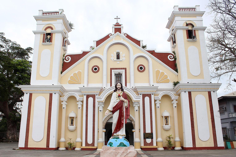 Pope declares Sinait Church a minor basilica