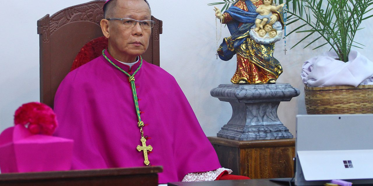 Cardinal Advincula to Catholic schools: Face challenges with humility, courage