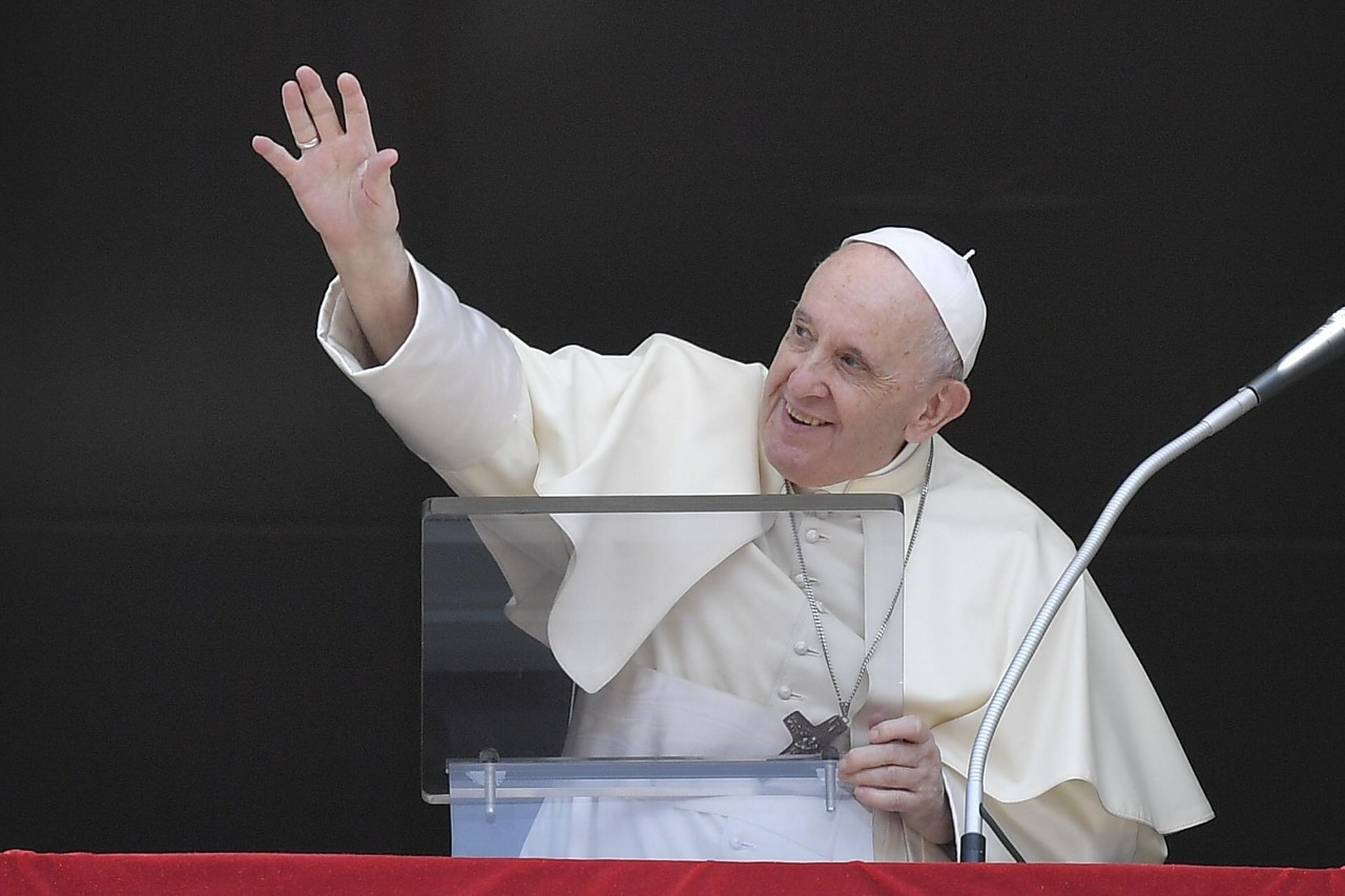 Pope Francis: Do not water down the truth of the Eucharist