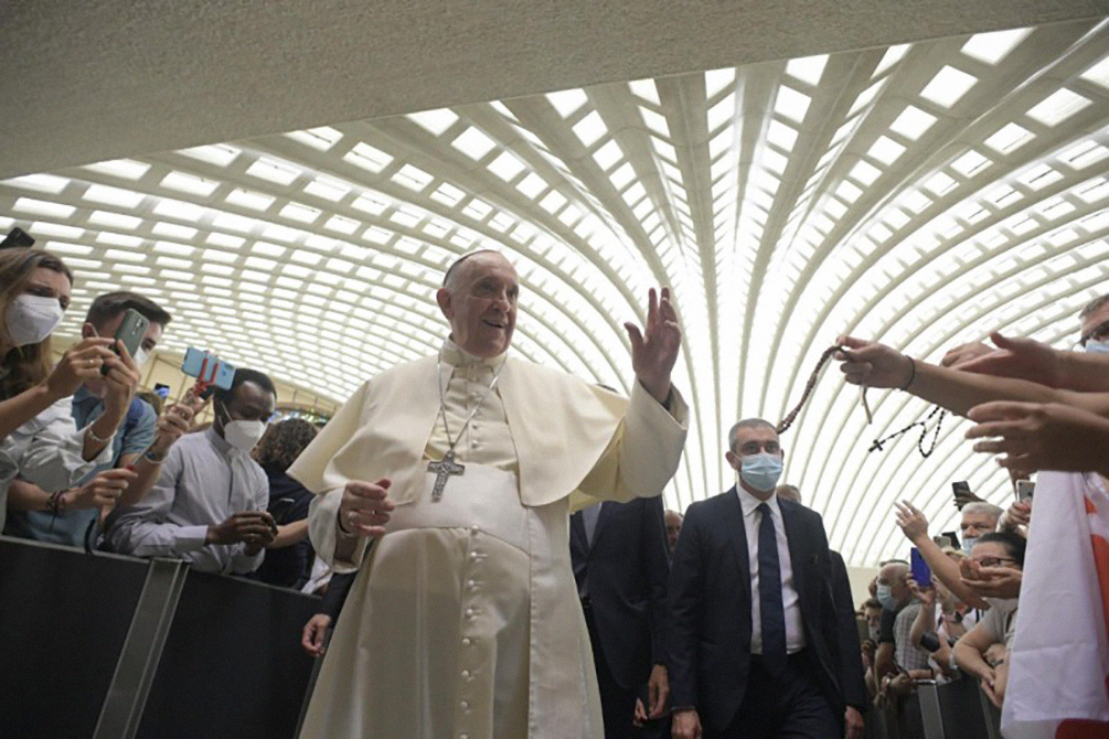 Pope Francis: 'Hypocrisy in the Church is particularly detestable'