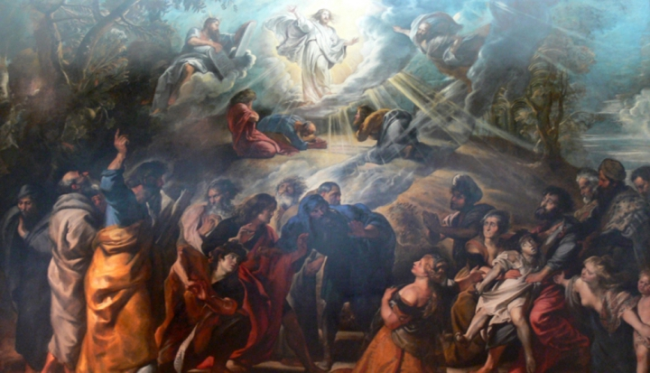 What is the transfiguration? A mountaintop encounter with Jesus and his apostles holds valuable lessons for all followers of Christ.
