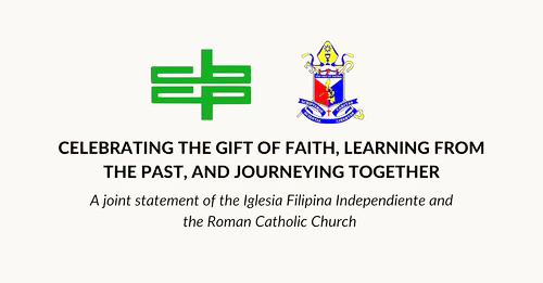 Celebrating the gift of faith, learning from the past, and journeying together