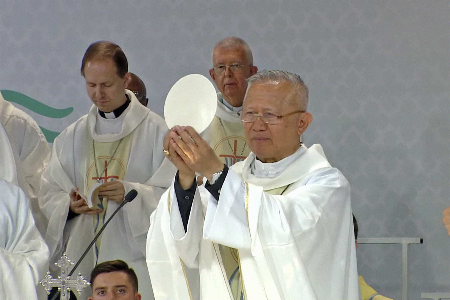 FULL TEXT: Homily of Archbishop Palma during Mass for the 52nd IEC in Budapest