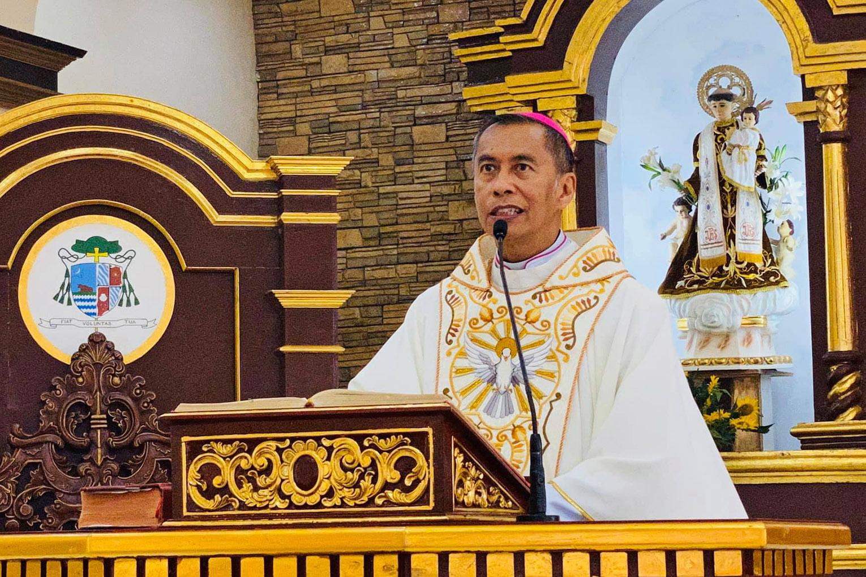 Prelate urges Batanes folk to be steadfast in faith