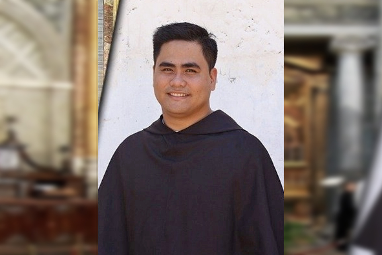 Filipino Augustinian friar assigned to papal sacristy