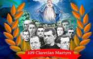 The Pope Authorizes the Beatification of 109 Claretian Martyrs