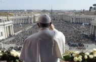 Pope Francis' activities for Holy Week and Easter