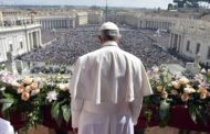 Pope Francis: To the the city and the world
