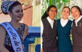 Mexican beauty queen makes 'radical' move to religious life